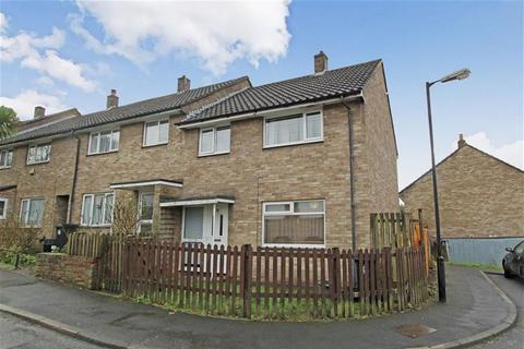 3 bedroom end of terrace house for sale - Caldicott Close, Lawrence Weston, Bristol