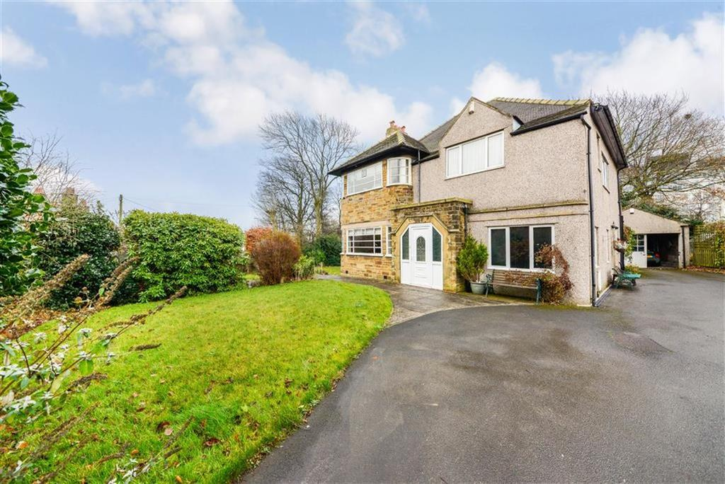 4 Bedrooms Detached House for sale in Acre House Avenue, Lindley, Huddersfield, HD3
