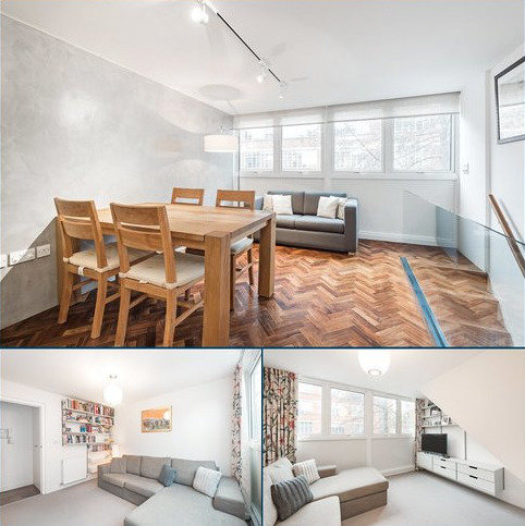 2 bedroom flat for sale - Holcroft Court, Clipstone Street, Fitzrovia, London, W1W