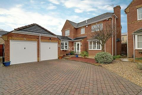 4 bedroom detached house for sale - Norfolk Crescent, Bracebridge Heath