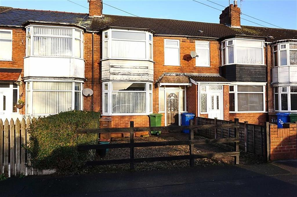 3 Bedrooms Terraced House for sale in Boothferry Road, Hessle, Hessle, HU13