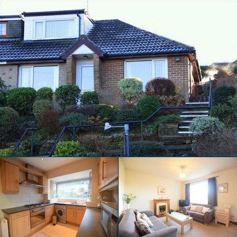 2 bedroom semi-detached bungalow for sale - DELPH LANE, NETHERTON, HUDDERSFIELD, HD4
