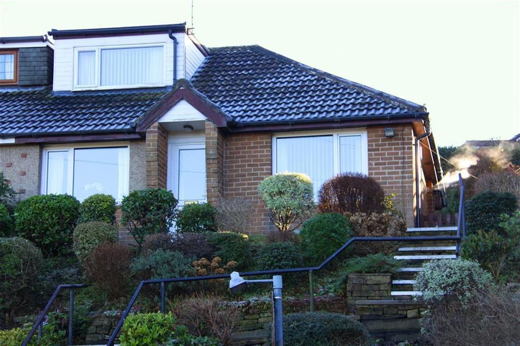 2 Bedrooms Semi Detached Bungalow for sale in DELPH LANE, NETHERTON, HUDDERSFIELD, HD4
