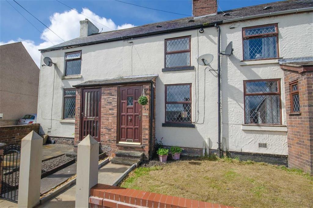 2 Bedrooms Terraced House for sale in Oak Villas, Leeswood, Mold