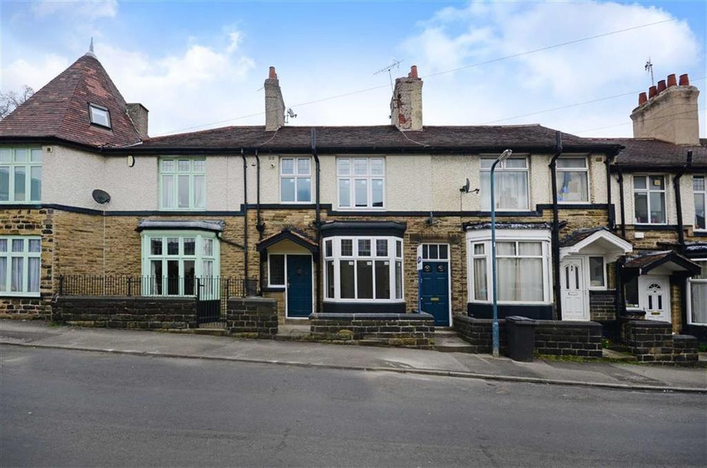 3 Bedrooms Terraced House for sale in 94, Machon Bank Road, Nether Edge, Sheffield, S7