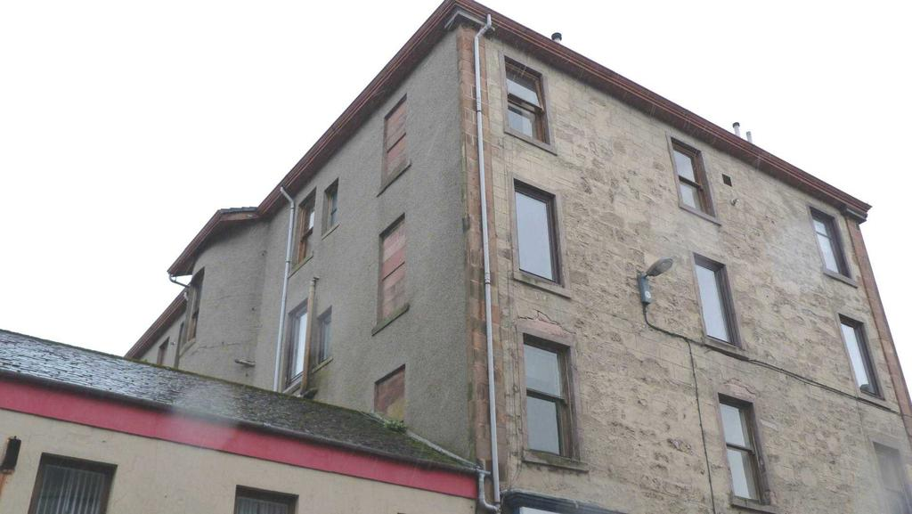 1 Bedroom Flat for rent in Laird Street, Greenock