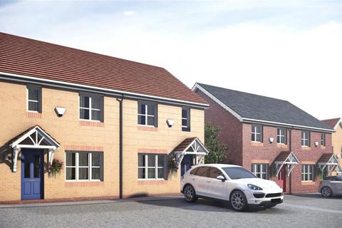 2 bedroom semi-detached house for sale - Pentrosfa Leys, Llandrindod Wells, Powys