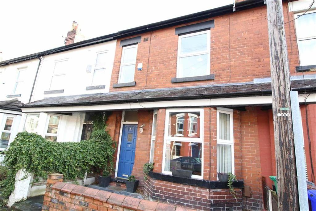 3 Bedrooms Terraced House for sale in Lynton Road, Chorlton, Manchester
