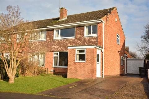 3 bedroom semi-detached house for sale - Hall Park Avenue, Horsforth, Leeds