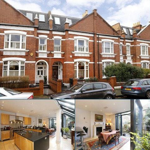 6 bedroom terraced house for sale - Chiddingstone Street, Fulham, London, SW6