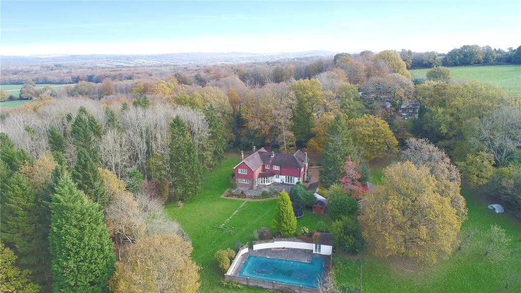 7 Bedrooms Detached House for sale in London Road, Lye Green, Crowborough, East Sussex, TN6