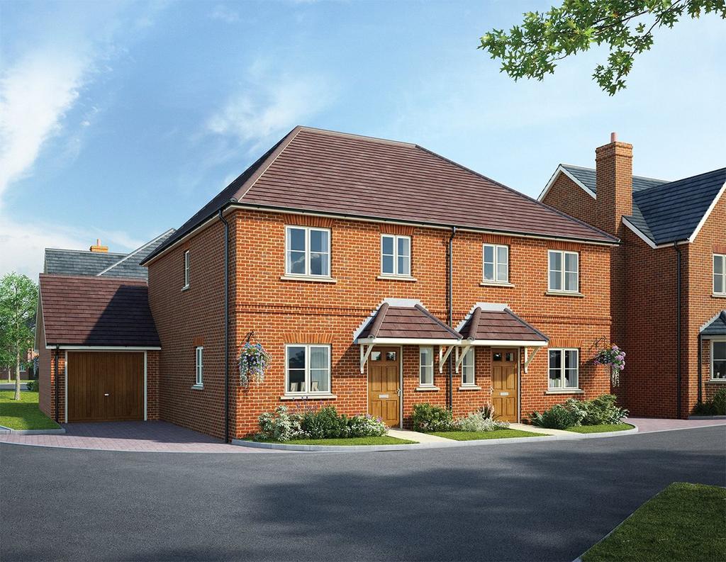 3 Bedrooms Detached House for sale in Fleet Road, Hartley Wintney, Hook, Hampshire