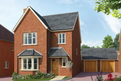 3 bedroom detached house for sale - Hartley Row Park, Fleet Road, Hartley Wintney, Hampshire