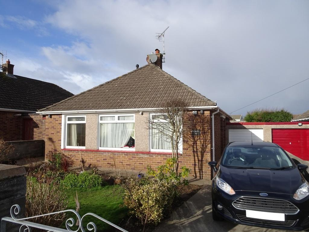 3 Bedrooms Detached Bungalow for sale in WESTFIELD CRESCENT, NOTTAGE, PORTHCAWL,CF36 3SG