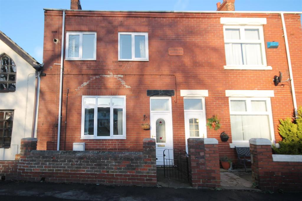3 Bedrooms Terraced House for sale in Front Street South, Trimdon, Trimdon Station