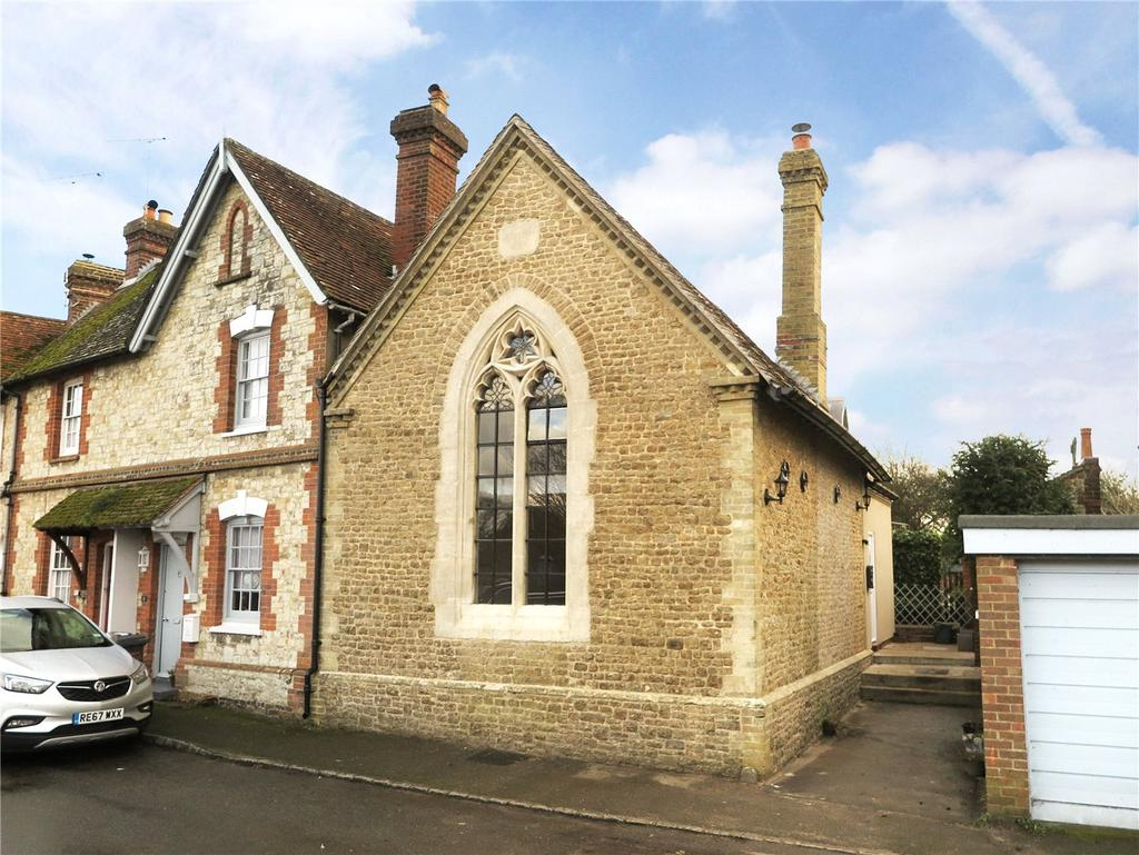 2 Bedrooms End Of Terrace House for rent in St Marys Chapel, The Street, Frensham, GU10