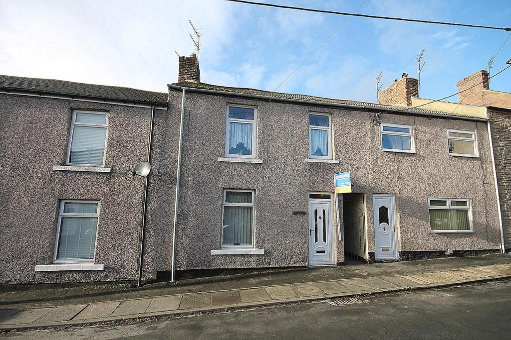 3 Bedrooms Terraced House for sale in Mill Street, Willington, Crook