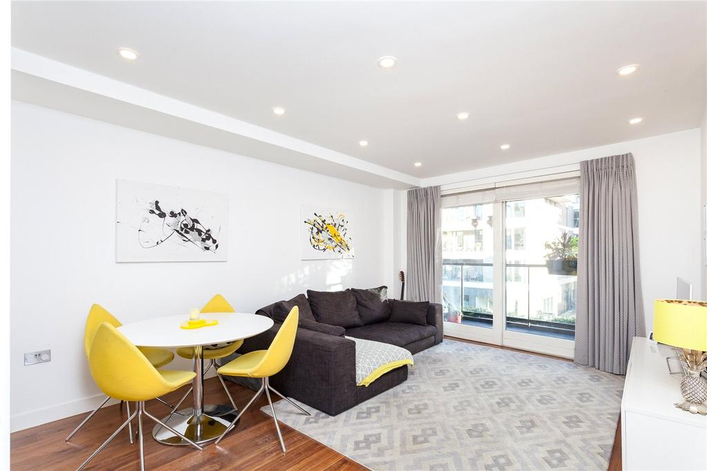 2 Bedrooms Flat for sale in Ronann Apartments, 26 Orsman Road, London, N1