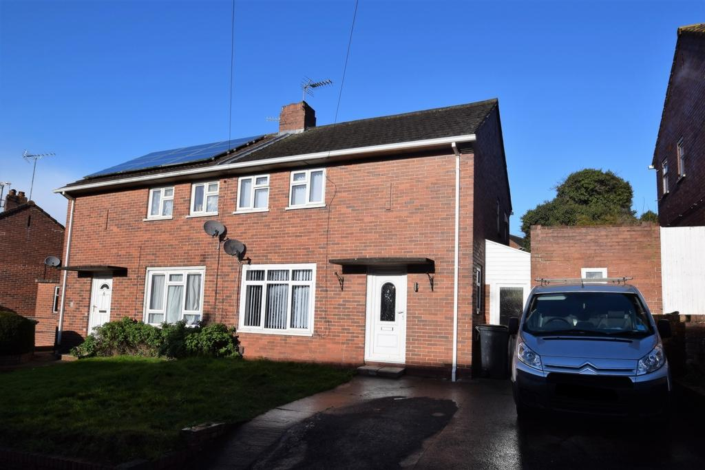 2 Bedrooms House for sale in Leypark Road, Whipton, EX1