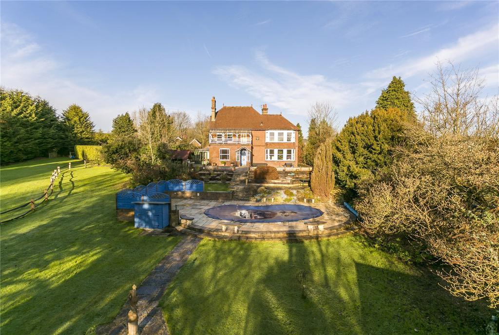 6 Bedrooms Detached House for sale in Pounsley Road, Dunton Green, Sevenoaks, Kent