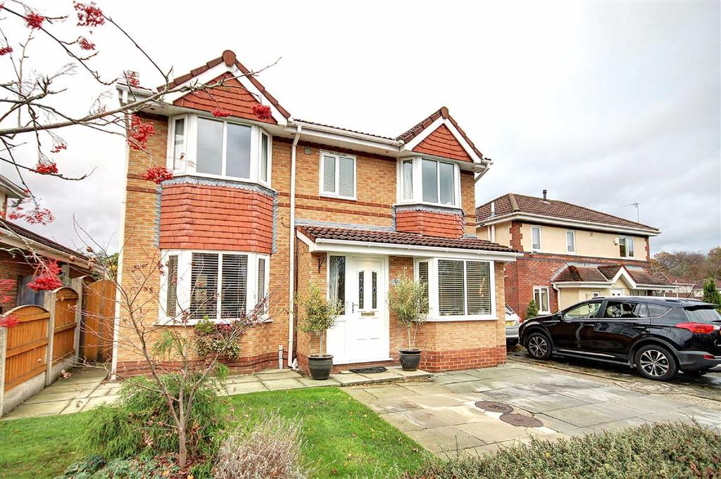 4 Bedrooms Detached House for sale in Alder Drive, Timperley, Cheshire