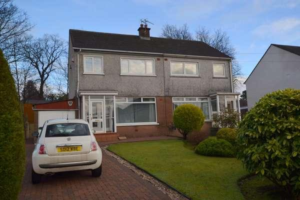 3 Bedrooms Semi-detached Villa House for sale in 16 Tantallon Drive, Paisley, PA2 9JS