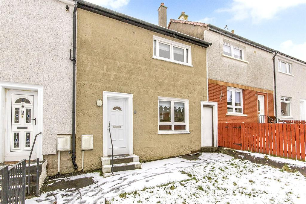 2 Bedrooms Terraced House for sale in 6 Raasay Street, Milton, Glasgow, G22