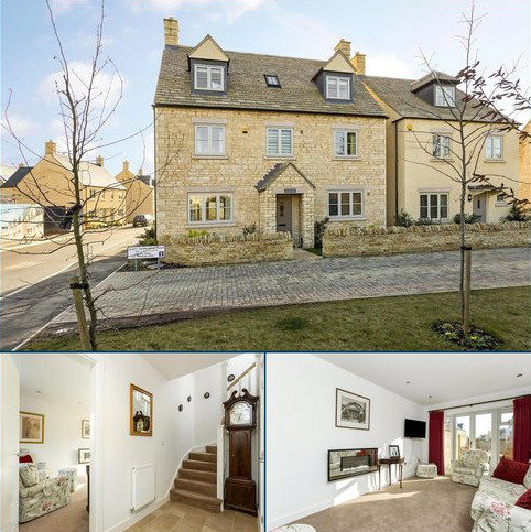 4 bedroom detached house for sale - Scott Thomlinson Road, Fairford, GL7