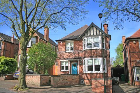 4 bedroom detached house for sale - 31 Devonshire Road, Sherwood, Nottinghamshire NG5 2EW