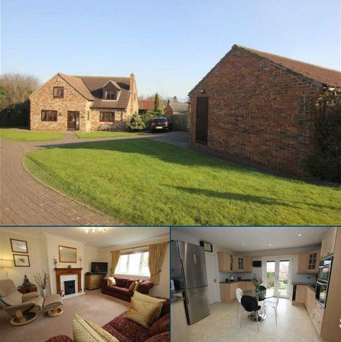 4 bedroom detached house to rent - North Meadow, Hutton Rudby
