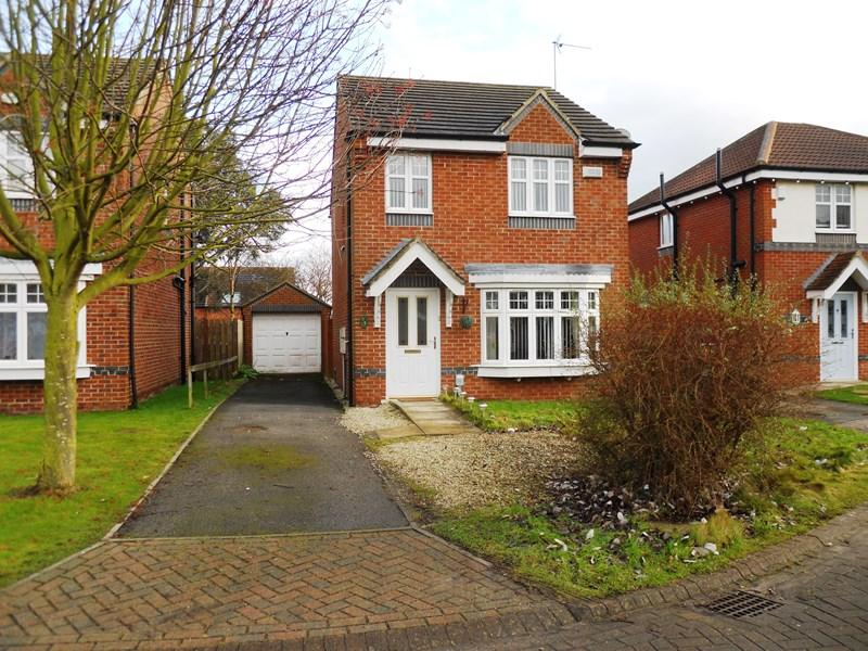 3 Bedrooms Detached House for sale in Colemans Road, Hedon, Hull