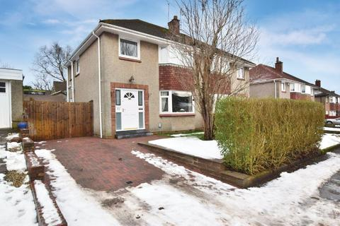3 bedroom semi-detached house for sale - 32 Eagle Crescent, Bearsden, G61 4HR