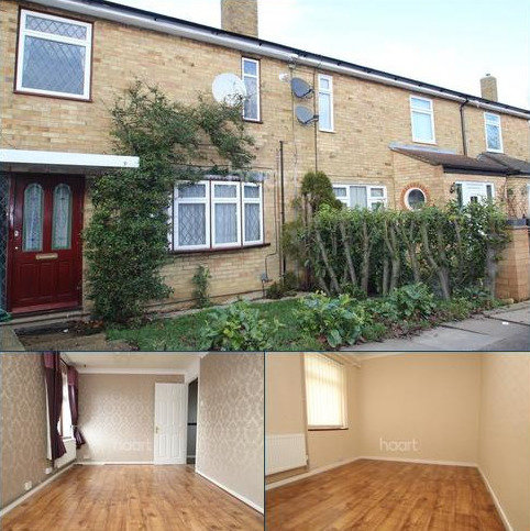 2 bedroom terraced house to rent - Hollyfield, Harlow