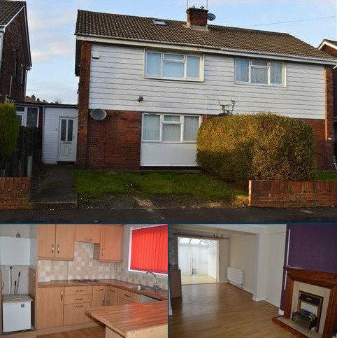 2 bedroom semi-detached house for sale - Samuel Crescent, Swansea, SA5