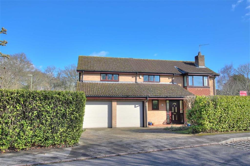 5 Bedrooms Detached House for sale in Lauriston Drive, North Millers Dale, Chandlers Ford, Hampshire