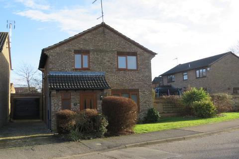 3 bedroom detached house for sale - Weggs Farm Road, Duston, Northampton, NN5