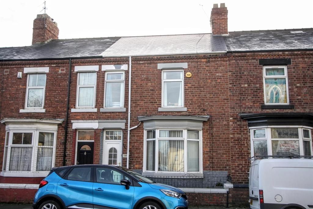 3 Bedrooms Terraced House for sale in Corporation Road, Darlington
