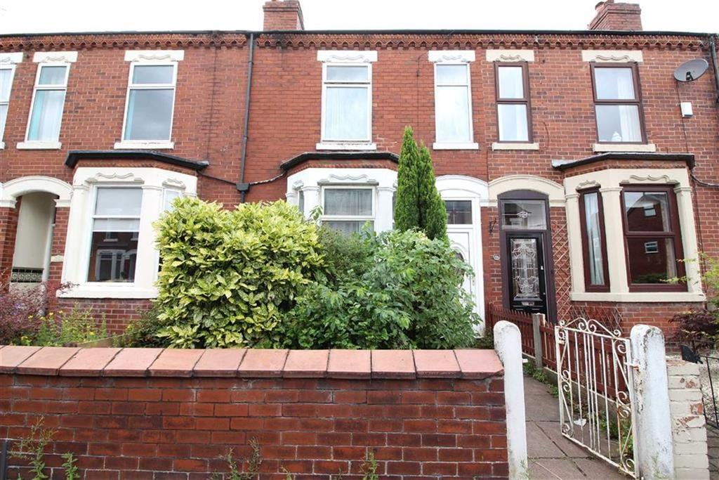 3 Bedrooms Terraced House for sale in Meadows Road, Sale