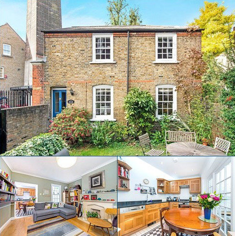 2 bedroom detached house for sale - Streatley Place, Hampstead, London, NW3