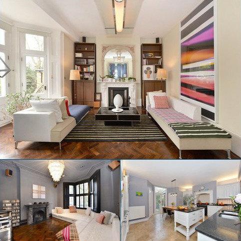 5 bedroom terraced house for sale - Randolph Avenue, Maida Vale, London, W9