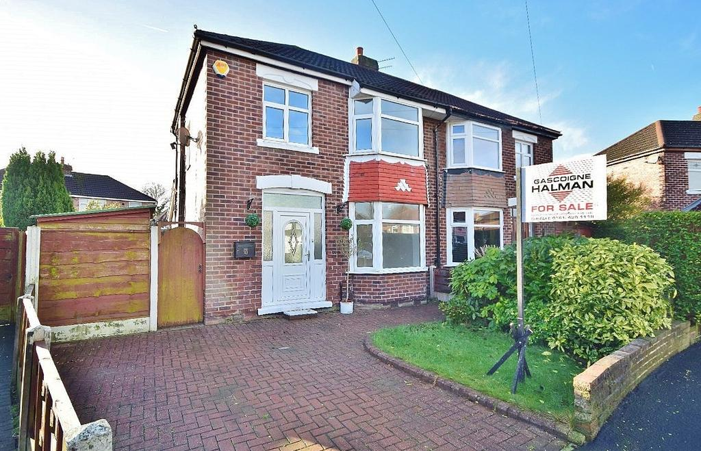 3 Bedrooms Semi Detached House for sale in Gladville Drive, Cheadle