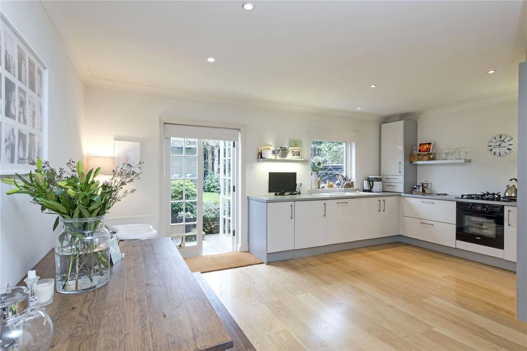 3 Bedrooms Terraced House for sale in Wycombe Place, Wandsworth, London, SW18