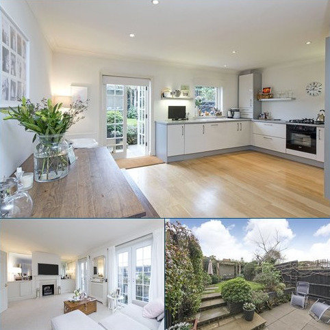 3 bedroom terraced house for sale - Wycombe Place, Wandsworth, London, SW18