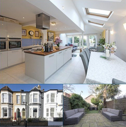 5 bedroom terraced house for sale - Abbeville Road, Abbeville Village, London, SW4