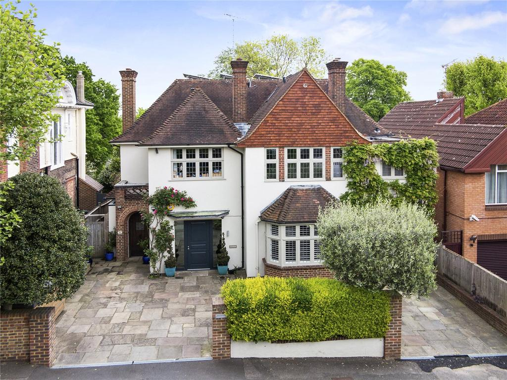 6 Bedrooms House for sale in Burghley Road, Wimbledon, London, SW19