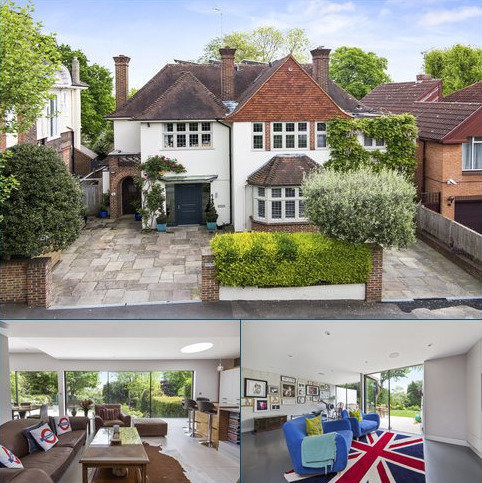 6 bedroom house for sale - Burghley Road, Wimbledon, London, SW19