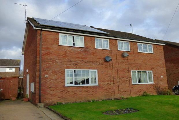 3 Bedrooms Semi Detached House for sale in Tudor Drive, Louth, LN11
