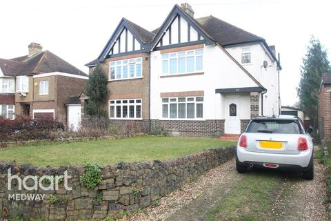 3 bedroom semi-detached house to rent - City way, Rochester, ME1