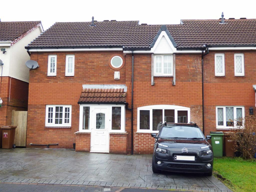 3 Bedrooms End Of Terrace House for sale in Tipton Close, Cheadle Hulme, Cheshire