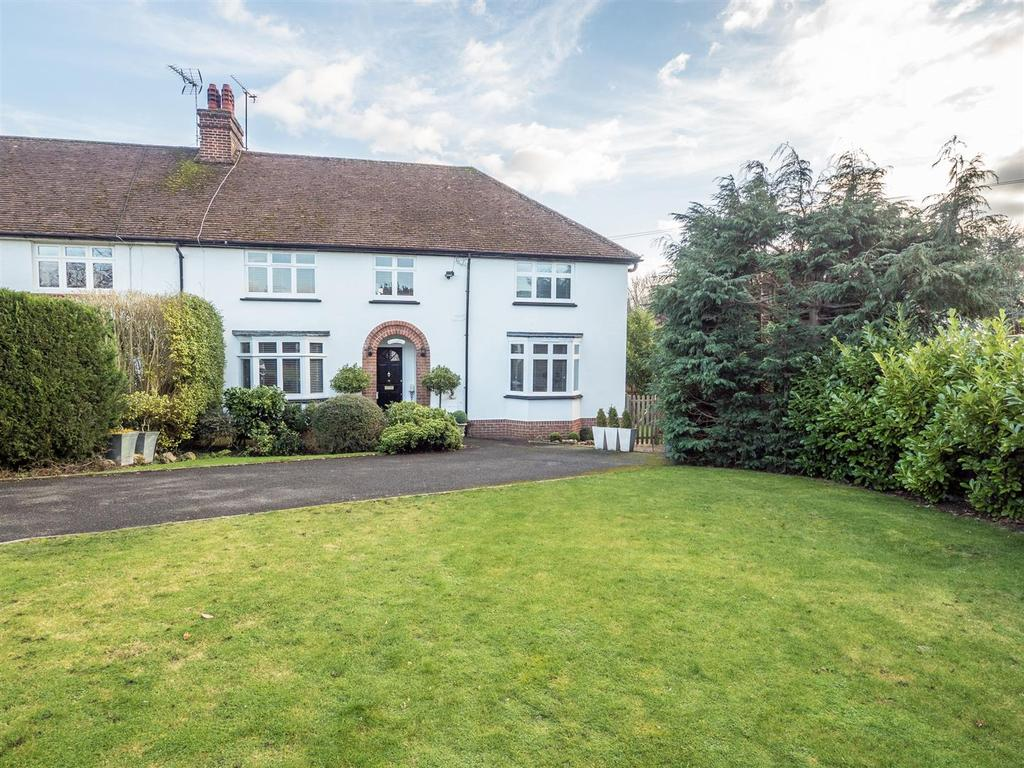 4 Bedrooms Semi Detached House for sale in Orchard Drive, Weavering, Maidstone